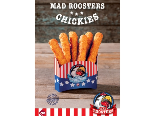 MAD ROOSTERS CHICKIES